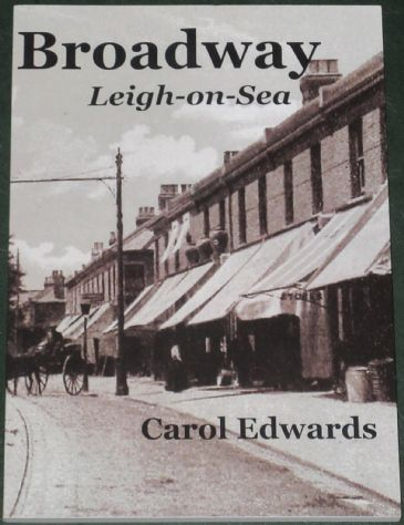 Broadway - Leigh-on-Sea, by Carol Edwards